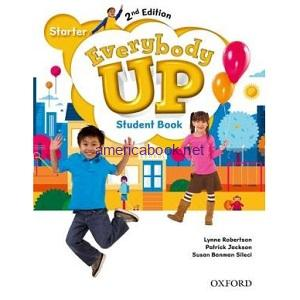 Everybody Up Starter Student Book 2nd Edition ebook pdf