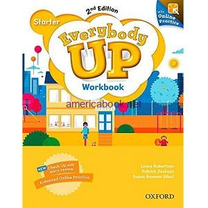 Everybody Up Starter Workbook 2nd Edition