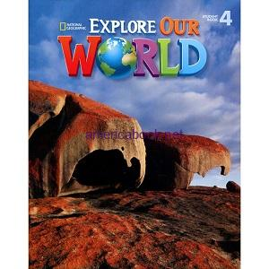 Explore Our World 4 Student Book pdf ebook