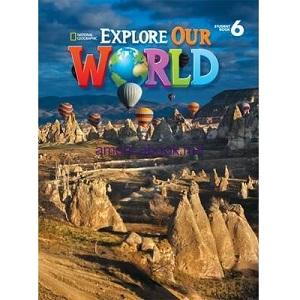 Explore Our World 6 Student Book pdf
