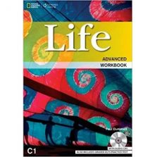 Life Advanced C1 Workbook British English pdf ebook download