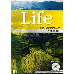 Life Pre-intermediate B1 Workbook ebook pdf