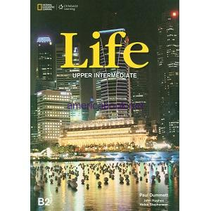 Life Upper-Intermediate B2 Student Book pdf ebook download