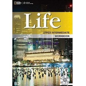 Life Upper-Intermediate B2 Workbook pdf ebook