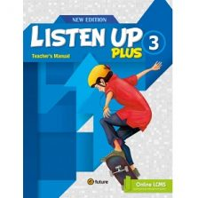 Listen Up 3 Plus New Edition Student Book