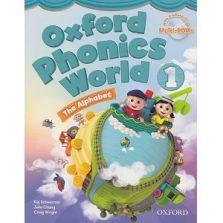 Oxford Phonics World 1 Student Book pdf ebook download