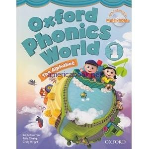 Oxford Phonics World 1 Student Book pdf ebook download