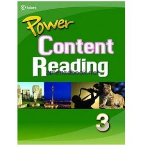 Power Content Reading 3 Student Book