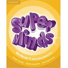 Super Minds 5 Workbook pdf