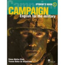 Campaign 1 English for the Military Student Book