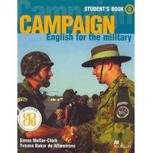 Campaign 2 English for the Military Student Book