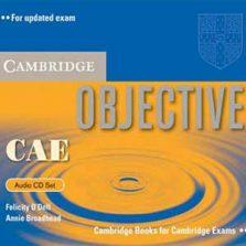 Objective CAE Audio CD